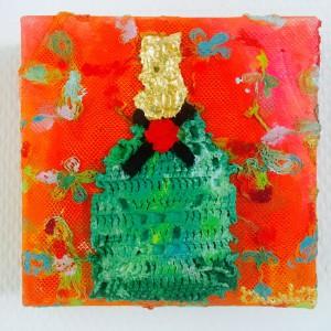 Charlotte_Olsson_Art_Konst_ champagne_bottle_interior_painting_design