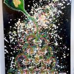 Charlotte_Olsson_Art_champagne_fun_party_inerior_swedishdesign_painting