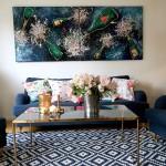 Charlotte_Olsson_Art_champagne_interior_bubbles_fun_swedishart_home