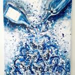 Charlotte_Olsson_Art_champagne_konst_colors_svenskkonst