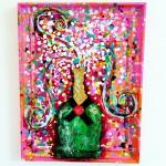 Charlotte_Olsson_Art_champagne_pink_konst_artist_artlover