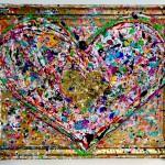 Charlotte_Olsson_Art_heart_frame_painting_heart_interior_design_artlover