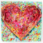 Charlotte_Olsson_Art_heart_love_painting_konst_tavla_color