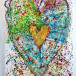 Charlotte_Olsson_Art_heart_upcyclingart_artlover_design_interior_swedishartist_exhibtion