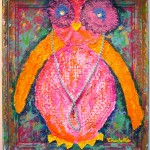 """Unleash your inner owl"""