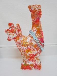 cock sculpture