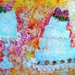 """""""Celebrate good times come on"""" 200x140cm"""