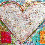 """""""Love is in the air"""" 100 x 140 cm"""