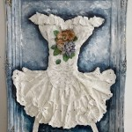 charlotte_olsson_art_design_pattern_swedishart_champagne_recyclingart_silk_exclusive_original_corset_laces_flower_painting_interior
