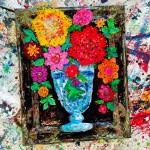 charlotte_olsson_art_design_pattern_swedishart_champagne_recyclingart_silk_exclusive_original_flowers_painting_colors_passion_interior_swedishinterior