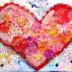 charlotte_olsson_art_design_pattern_swedishart_champagne_recyclingart_silk_exclusive_original_interior_painting_tavla_heart_sculpture_charlotteolssondesigne