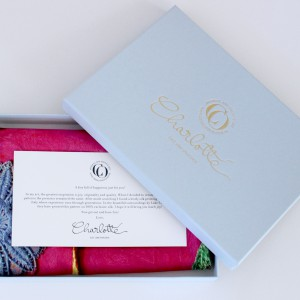 Exclusive silkscarf